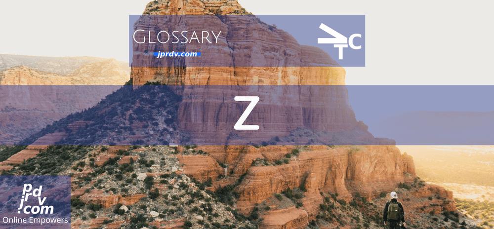 Z (jprdvTheCorner Glossary)