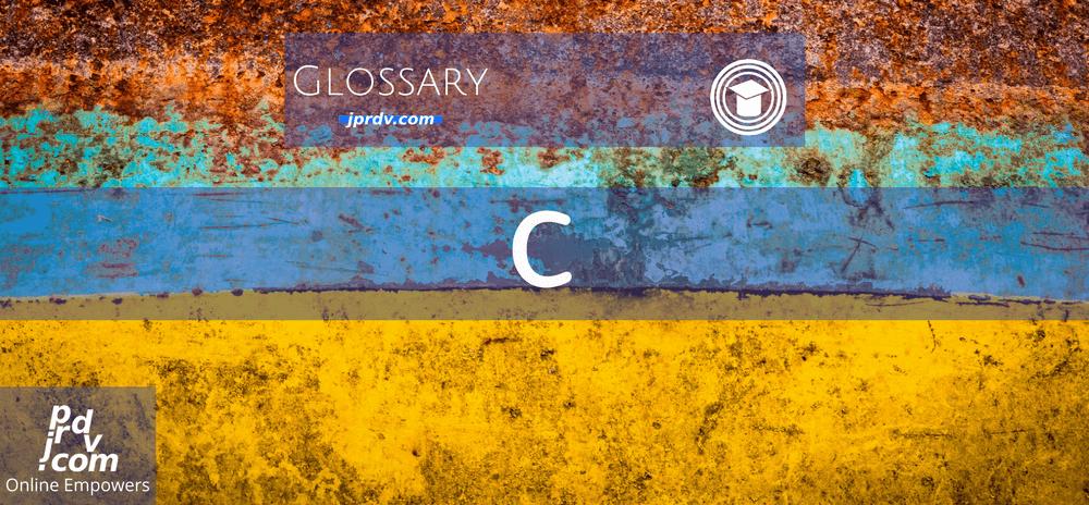 C (OnlineEduReview Glossary)