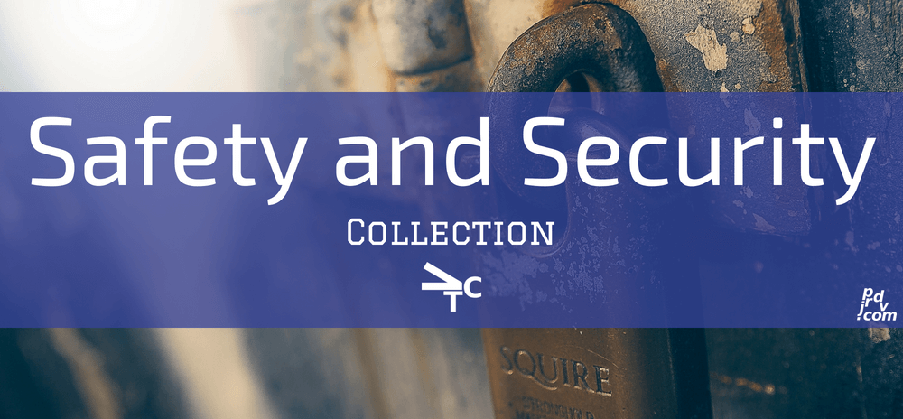 Safety and Security jprdvTheCorner Collection