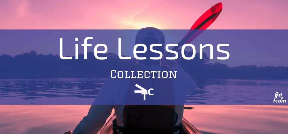 Life Lessons jprdvTheCorner Collection