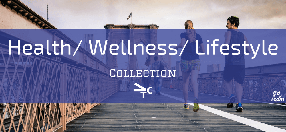 Health _ Wellness _ Lifestyle jprdvTheCorner Collection