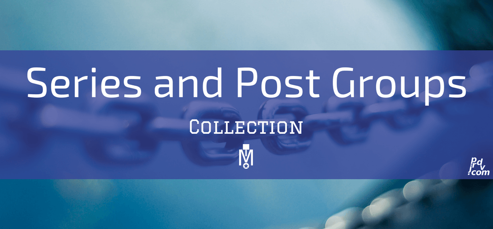 Series and Post Groups Magnobusiness Collection