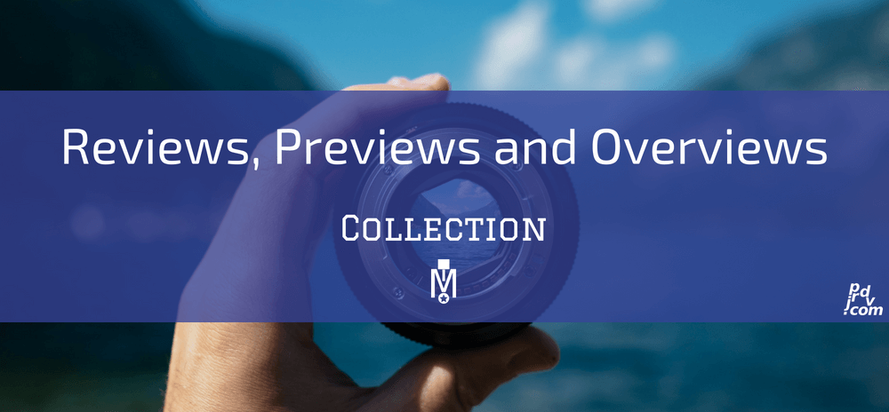 Reviews, Previews and Overviews Magnobusiness Collection