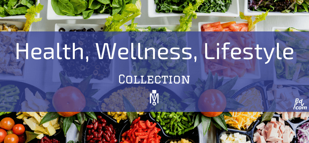 Health, Wellness, Lifestyle Magnobusiness Collection