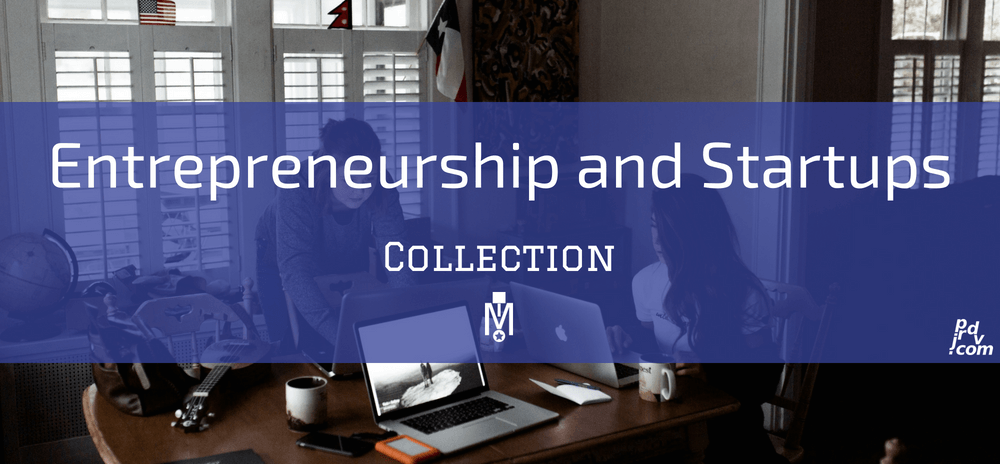 Entrepreneurship and Startups Magnobusiness Collection