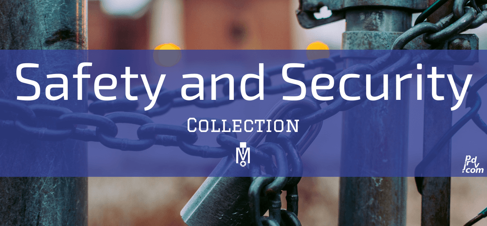 Safety and Security Magnobusiness Collection