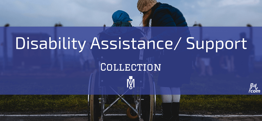 Disability Assistance _ Support Magnobusiness Collection