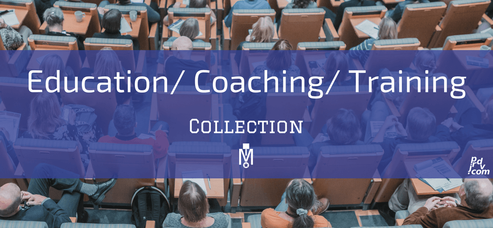 Education _ Coaching _ Training Magnobusiness Collection
