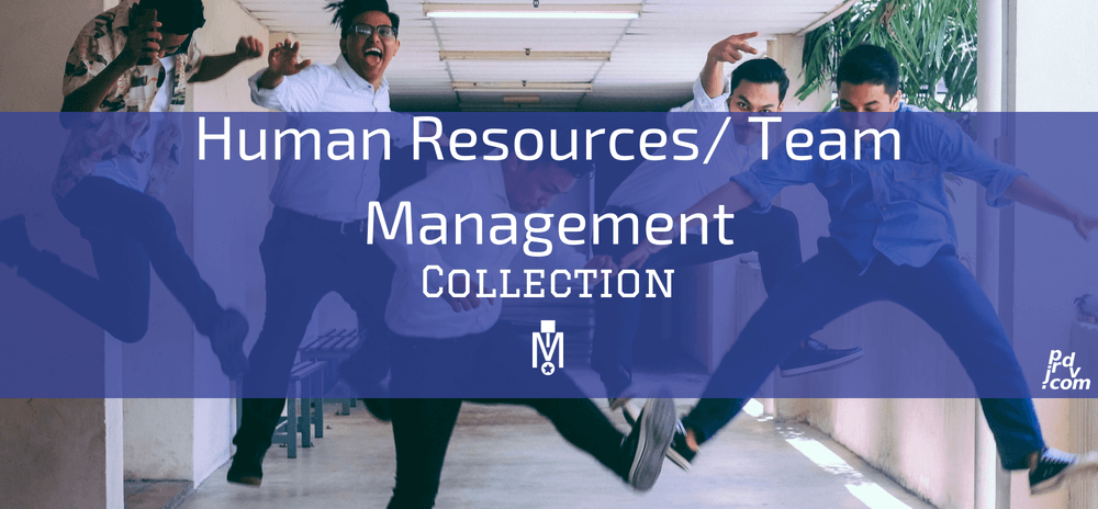 Human resources _ Team Management Magnobusiness Collection