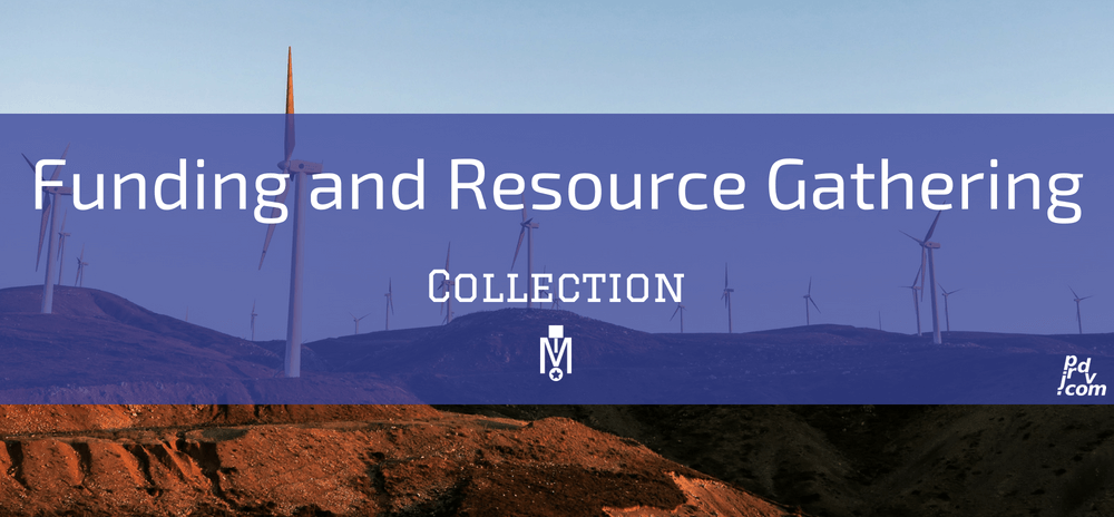 Funding and Resource Gathering Magnobusiness Collection