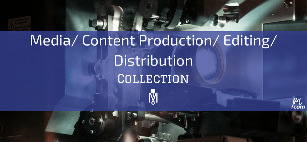 Media _ Content Production _ Editing _ Distribution Magnobusiness Collection