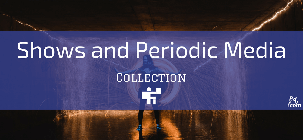 Shows and Periodic Media Freelanstyle Collection
