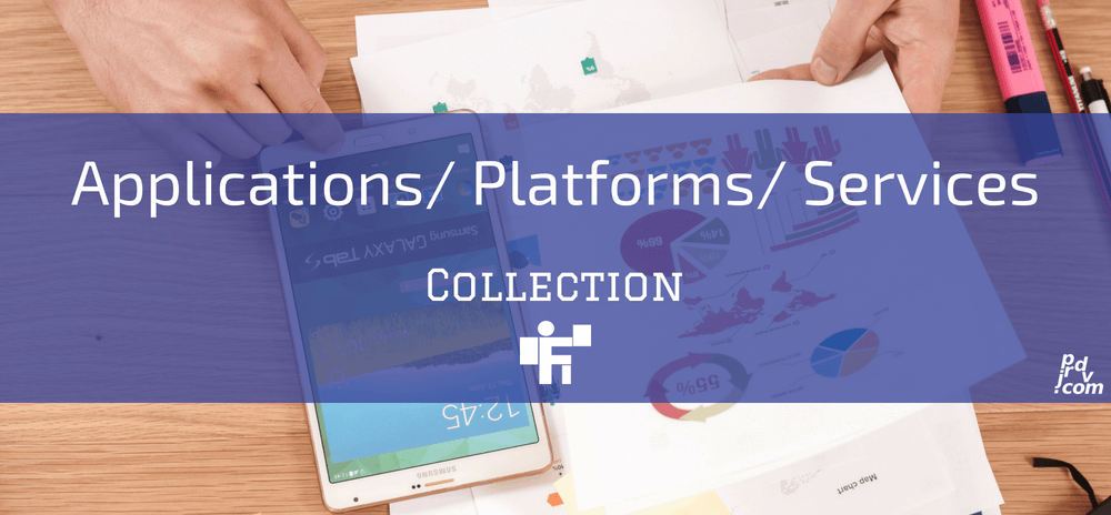 Applications _ Platforms _ Services Freelanstyle Collection