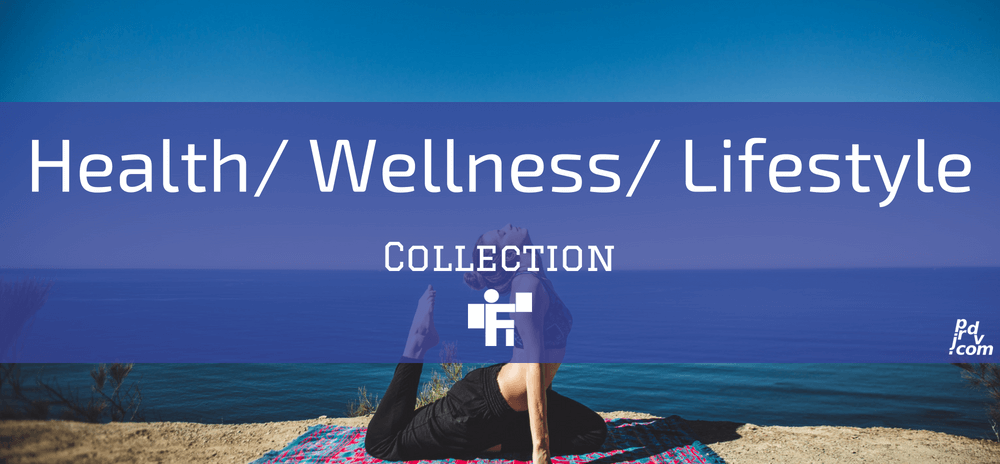 Health _ Wellness _ Lifestyle Freelanstyle Collection