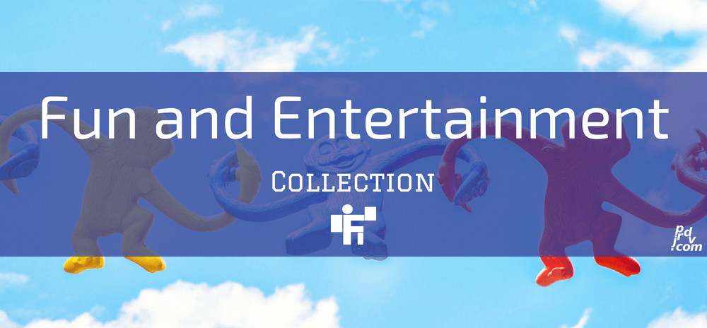 Fun and Entertainment Freelanstyle Collection