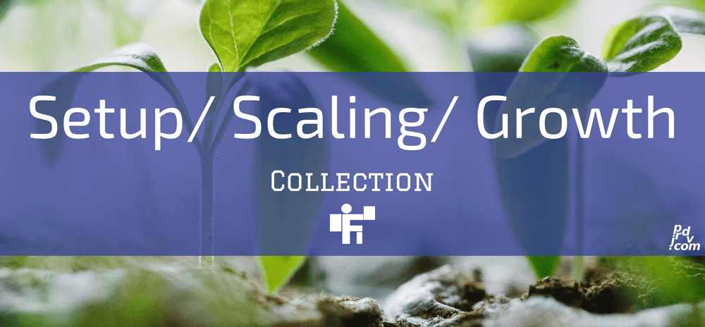Setup _ Scaling _ Growth Freelanstyle Collection