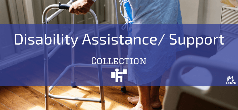 Disability Assistance _ Support Freelanstyle Collection