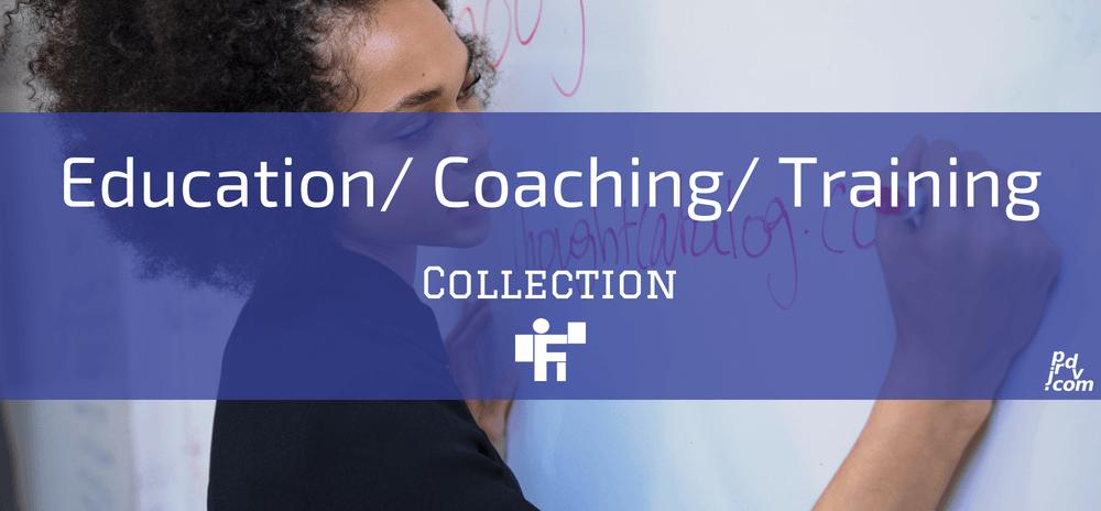 Education _ Coaching _ Training Freelanstyle Collection