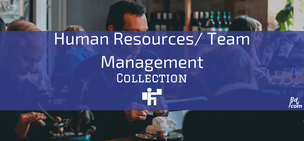 Human Resources _ Team Management Freelanstyle Collection