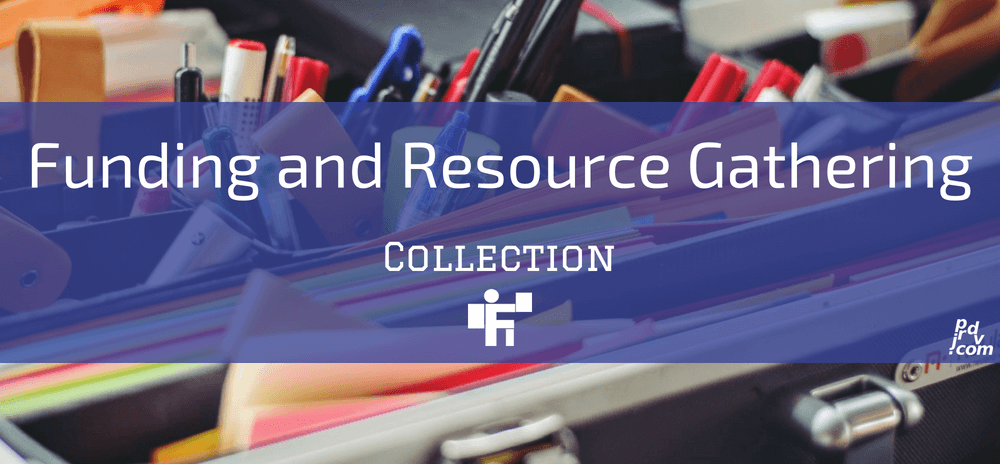 Funding and Resource Gathering Freelanstyle Collection