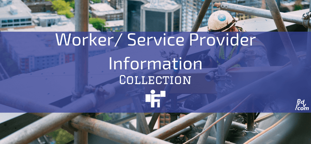 Worker _ Service Provider Information Freelanstyle Collection
