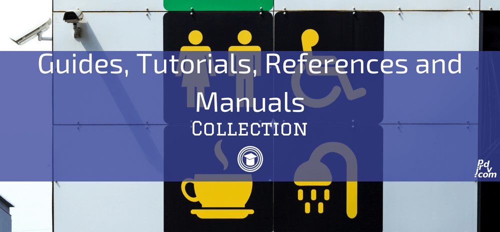 Guides, Tutorials, References and Manuals OnlineEduReview Collection
