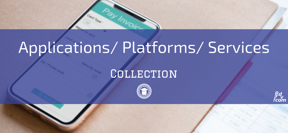Applications _ Platforms _ Services OnlineEduReview Collection