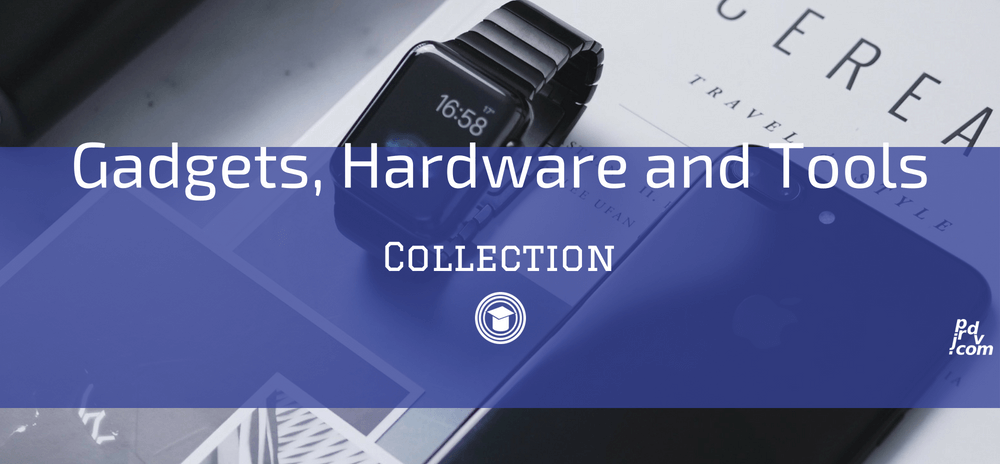 Gadgets, Hardware and Tools OnlineEduReview Collection