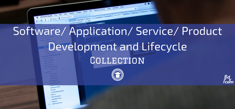 Software _ Application _ Service _ Product Development and Lifecycle OnlineEduReview Collection