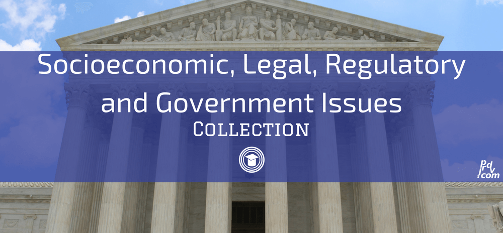 Socioeconomical, Legal, Regulatory and Government Issues OnlineEduReview Collection