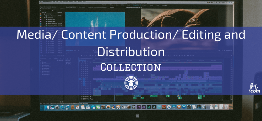Media _ Content Production _ Editing and Distribution OnlineEduReview Collection