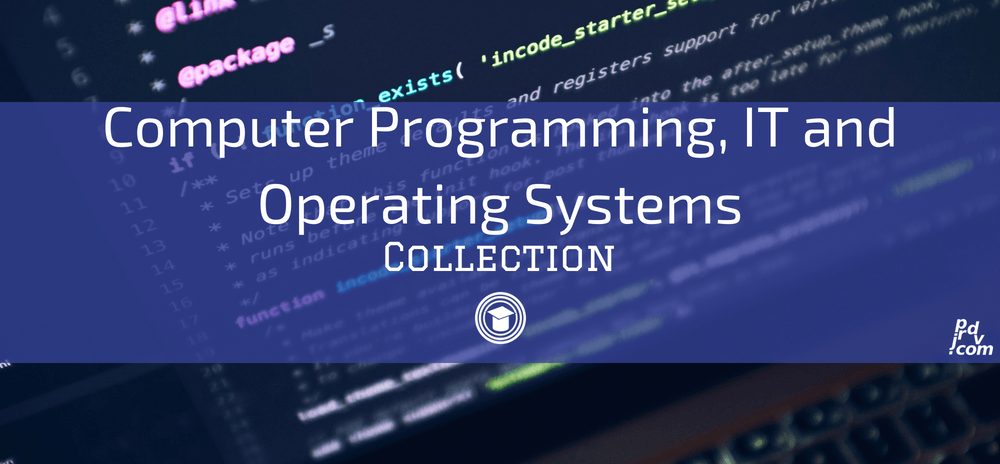 Computer Programming, IT and Operating Systems OnlineEduReview Collection