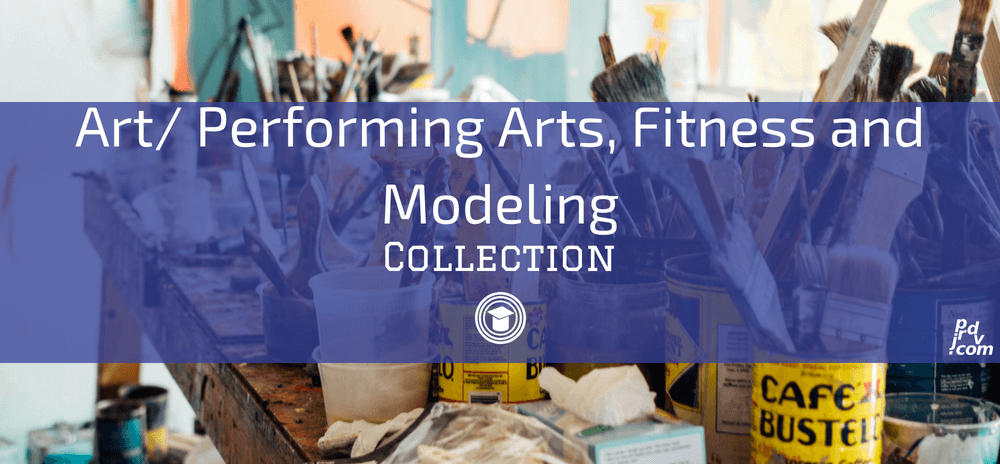 Art _ Performing Arts, Fitness and Modeling OnlineEduReview Collection