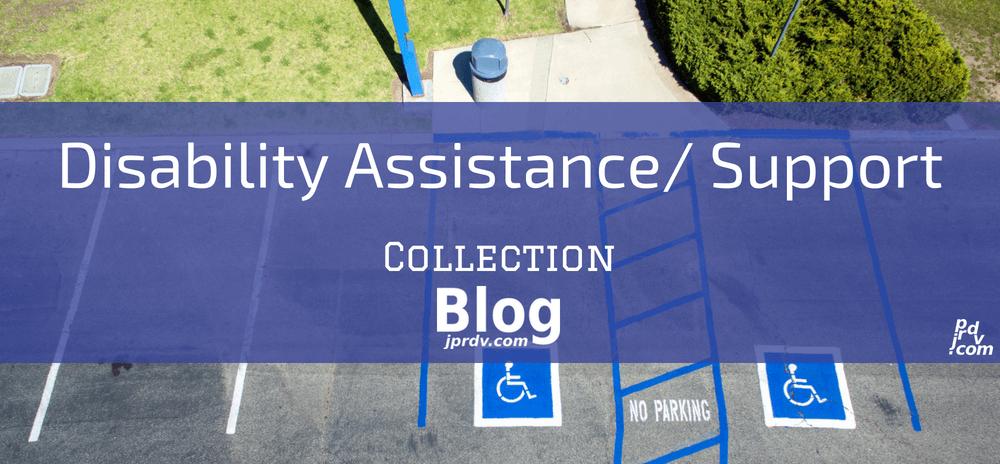 Disability Assistance _ Support jprdv.com Blog Collection