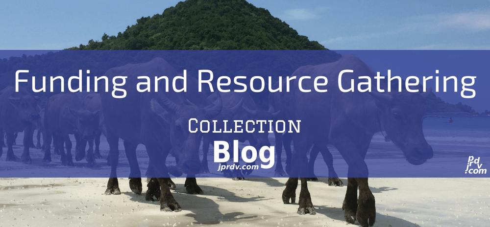 Funding and resource Gathering jprdv.com Blog Collection