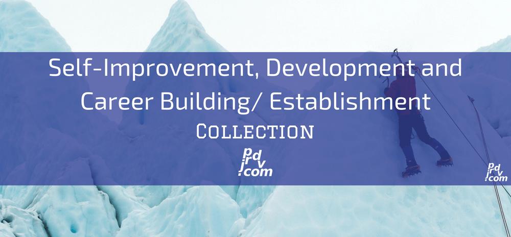 Self-Improvement, Development and Career Building _ Establishment Site Collection