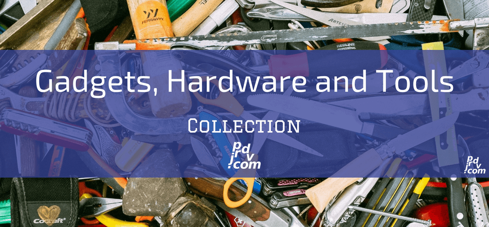 Gadgets, Hardware and Tools Site Collection