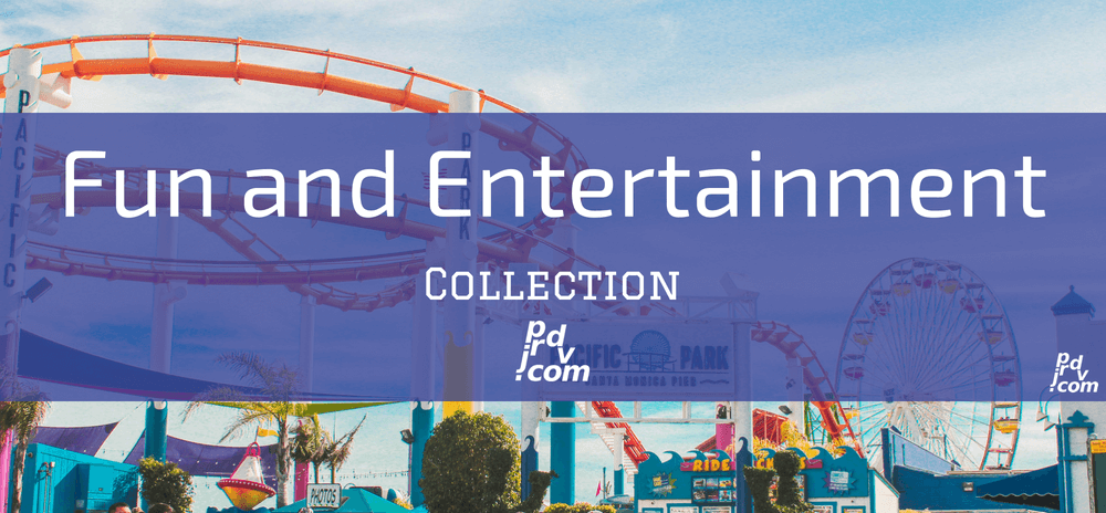 Fun and Entertainment Site Collection