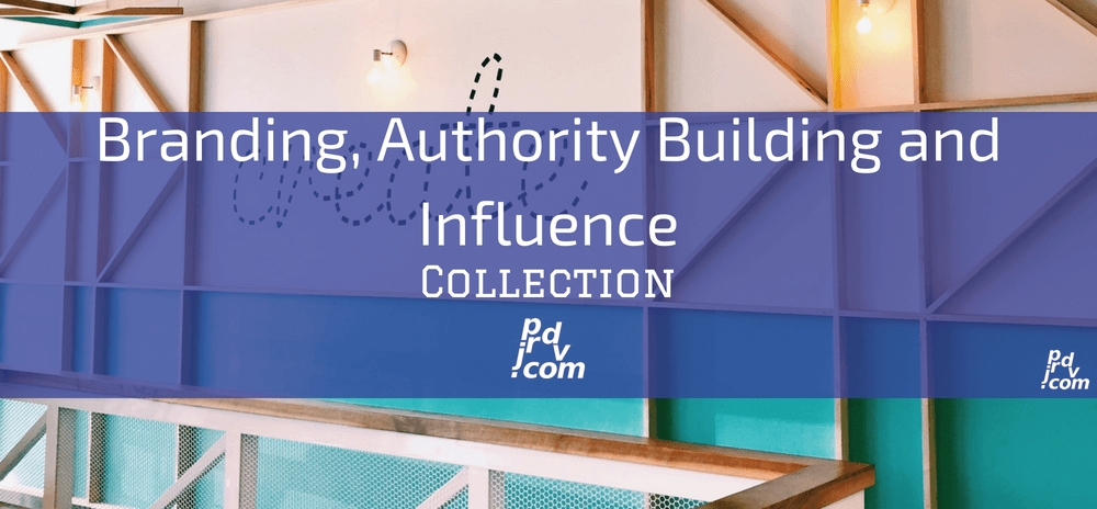 Branding, Authority Building and Influence Site Collection