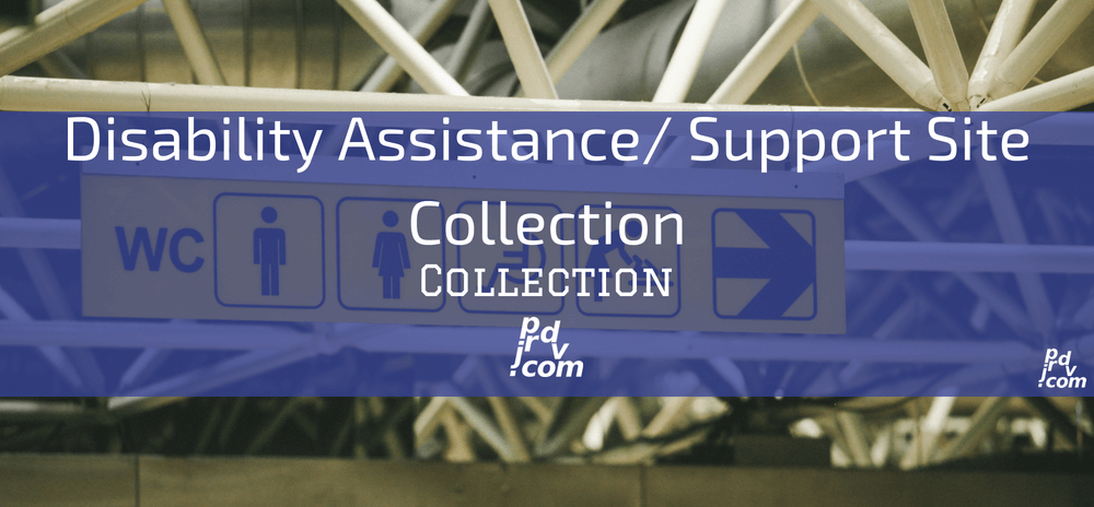 Disability Assistance _ Support Site Collection