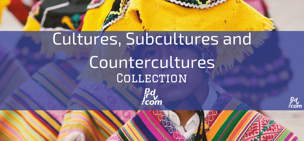 Cultures, Subcultures and Countercultures Site Collection