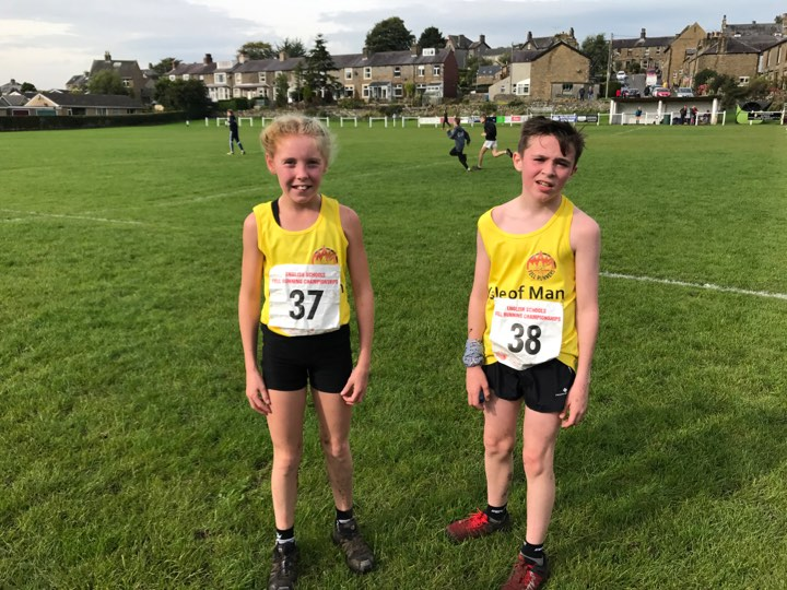 Reigning IOM champions Macy Hillier and Gethin Owen both recorded top 10 finishes and attempt to defend their local titles in Saturday's Junior Hill Champs at Bradda.