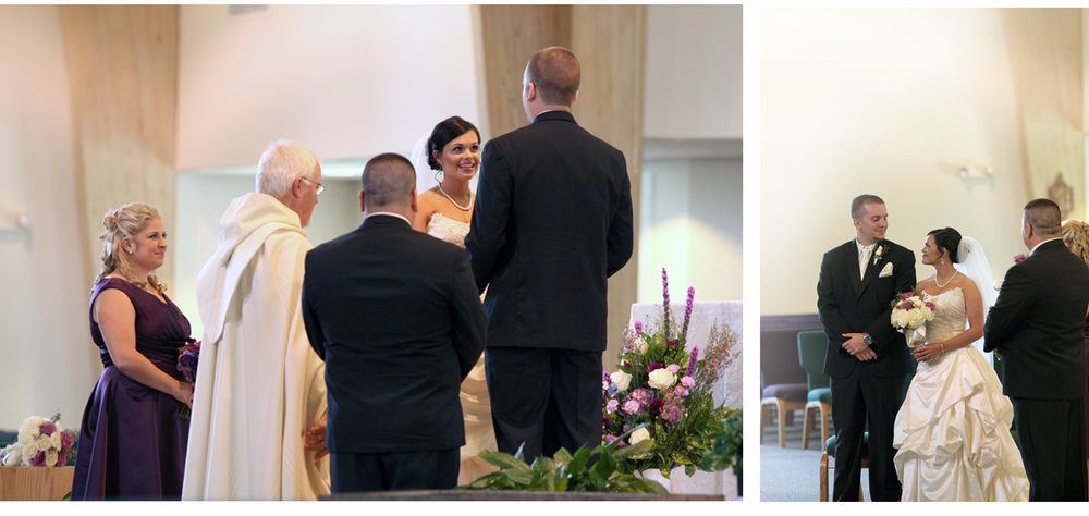 "This was so adorable- they JOYously said, ""I do!"""