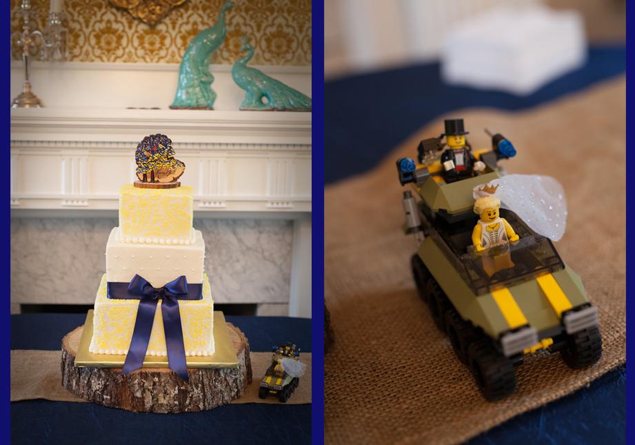Cake by Angela Hudson through Glencliff Manor