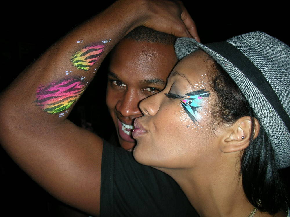 club guy and gal_face and body art_San Francisco.JPG