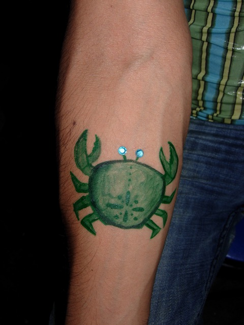 zodiac body painting San Francisco.jpg