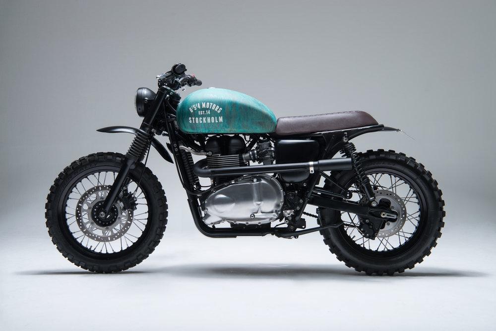 Triumph Bonneville -10 — 6/5/4 Motors