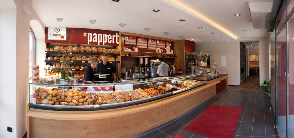 Papperts Stammhaus / Poppenhausen