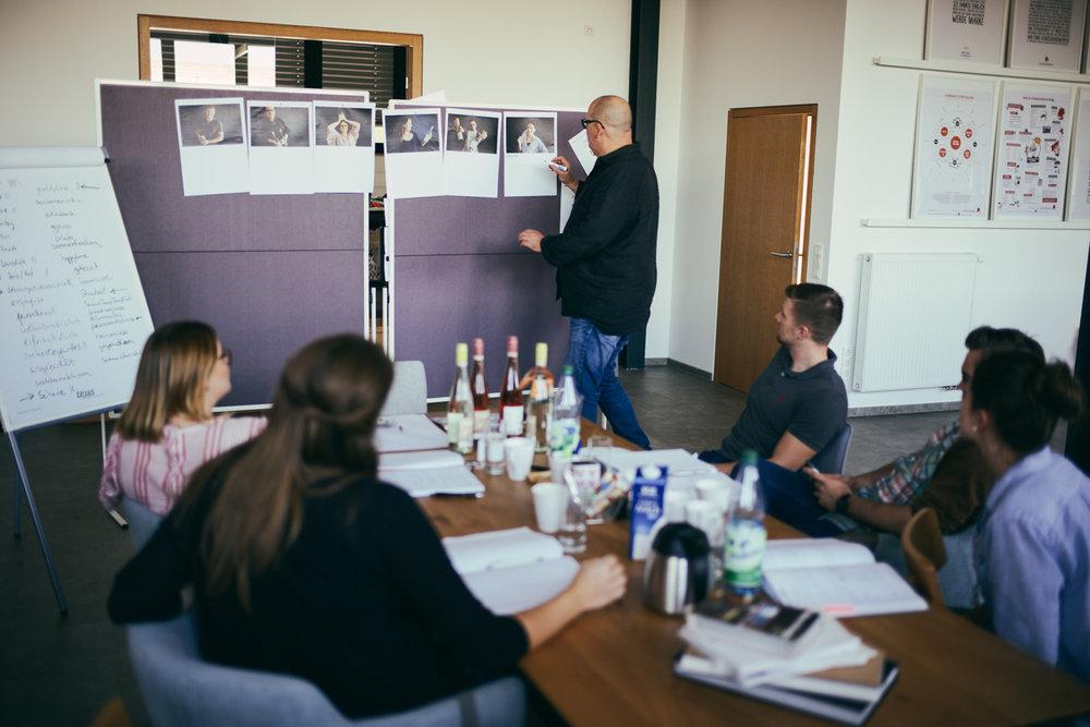 Rehkendermann Workshop bei schulzundtebbe