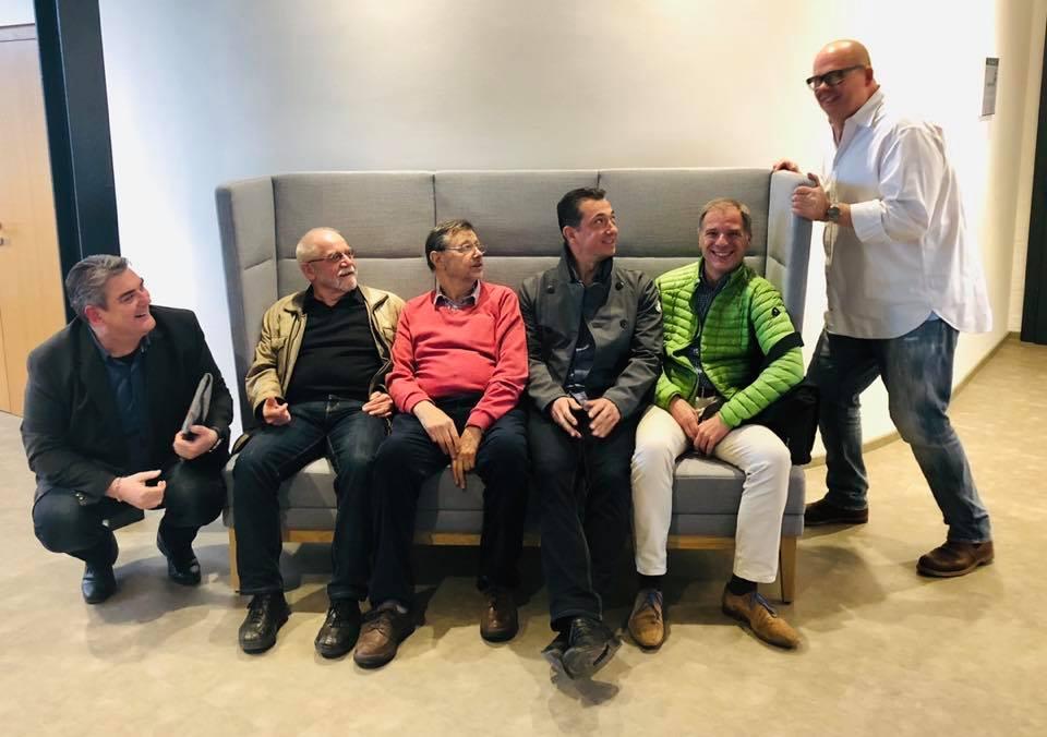 Die Kreuznacher FDP zu Besuch bei schulzundtebbe